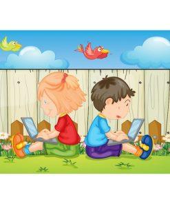 100 Parça Çocuk Yap boz 23.5x33.5 Puzzle Keskin Color Puzz Teknoloji ve Doğa Model 4