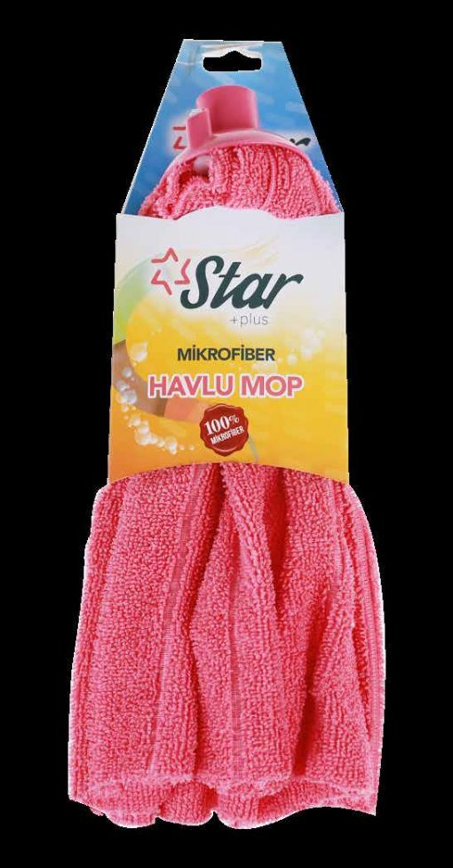 Microfiber Havlu Mop Star Str-119
