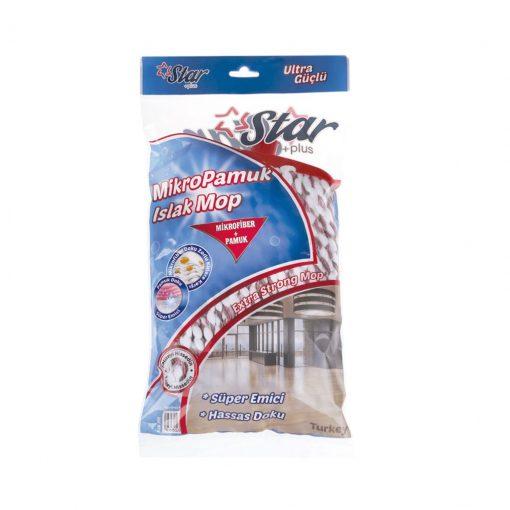 Micropamuk Islak Geniş Mop Star Str-105