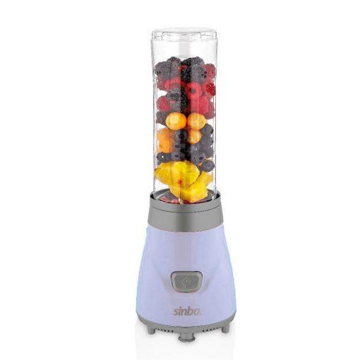 Sinbo Smoothie Blender Makinesi Detoks Yardımcısı Muzlu Çilekli Shb 3159