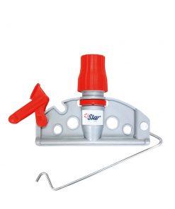 Star Islak Mop Aparatı Endüstriyel Küçük Metal Mop Aparatı Str-164