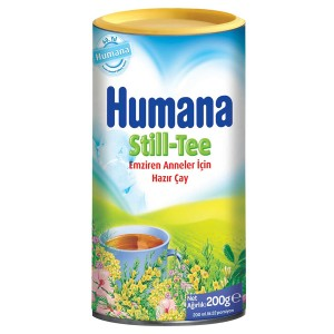 Humana Still-Tee Emziren Anneler İçin İçecek 200 gr Hazır Çay