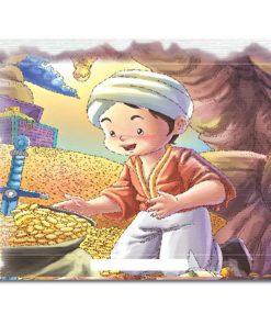 Çerçeveli Puzzle 25x35 100 Parça Keskin Color Kutusuz Yapboz Hazine 263100-99-14