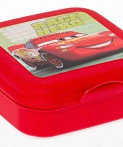 Şimşek Mcqueen Cars Erkek Çocuk Beslenme / Sandviç Kutusu