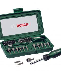 Bosch 46 Parça Tornavida ve Vidalama Seti DIY