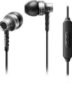 Philips Kulaklık She9105 Mikrofonlu Kulak İçi Kulaklık Gümüş