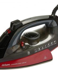 Arzum Buharlı Ütü AR683 Steampro 2002 2400 W Buharlı Ütü (Siyah)