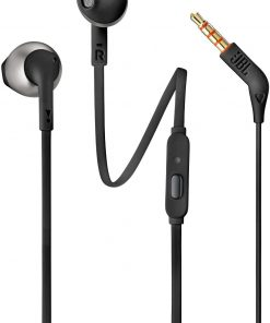JBL Kulaklık T205 Kulak İçi Kulaklık Siyah