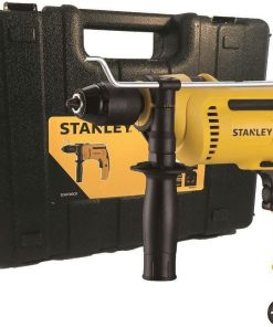 Stanley Darbeli Matkap SDH700CK Darbeli Matkap 700 W Sarı/Siyah
