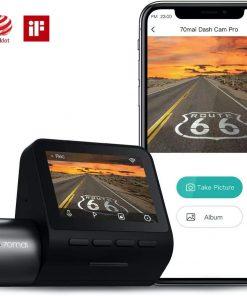 Xiaomi Kamera 70Mai Pro Akıllı Araç Kamerası Global Versiyon