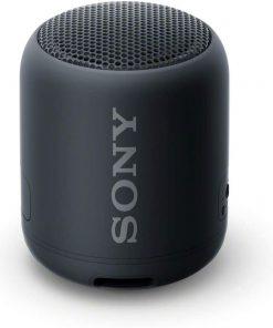 Sony Hoparlör SRS-XB12 Extra Bass Taşınabilir Bluetooth Hoparlör Siyah