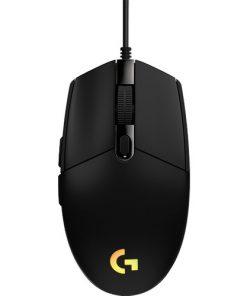 Logitech Oyuncu Mouse G102 Lightsync Siyah Optik Kablolu Mouse 910-005802
