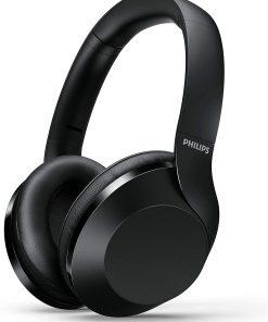 Philips Kulaklık TAPH802BK/00 On-ear Hi-Res Wireless Kulaklık Siyah