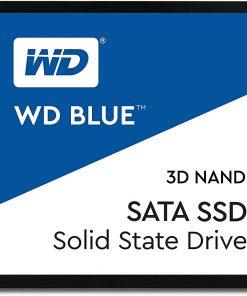 WD Blue 500GB 3D NAND Dahili PC SSD SATA III 6 Gb/s 2.5 inch/7mm WDS500G2B0A