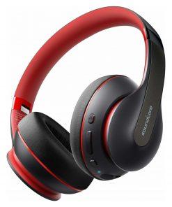 Anker Soundcore Life Q10 Kablosuz Bluetooth 5.0 Kulaklık Siyah Kırmızı A3032
