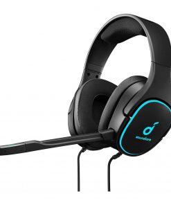 Anker SoundCore Strike 3 7.1 Surround USB Oyuncu Kulaklığı Siyah A3830