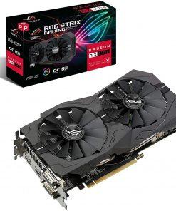 Asus Rog Strix RX570 O8G Gaming AMD Ekran Kartı