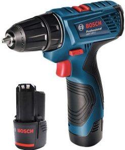 Bosch Vidalama Makinesi Professional GSR 120-Li Akülü Vidalama Makinesi