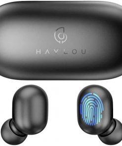 Haylou Kulaklık GT1 Kulak içi Bluetooth Kulaklık Siyah