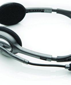 Logitech Kulaklık H110 Mikrofonlu Kulaklık Kulak Üstü