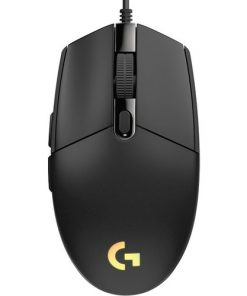 Logitech Mouse G203 Gaming LIGHTSYN 910-005796 Mouse Siyah
