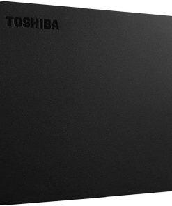 Toshiba Taşınabilir Disk Canvio Basic 2.5 inç Taşınabilir Harddisk 1TB USB 3.0 Siyah