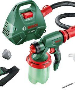 Bosch PFS 3000/2 Elektrikli Boya Püskürtme Sistemi Yeşil [Enerji Sınıfı A+]