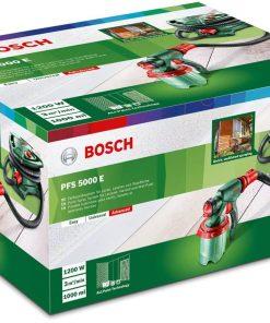 Bosch PFS 5000 E Elektrikli Boya Püskürtme Sistemi Yeşil