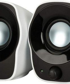 Logitech Hoparlör Z120 2.0 Stereo Hoparlör Siyah/Beyaz