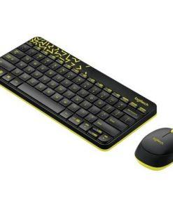 Logitech Klavye Mouse Set MK240 Kablosuz Klavye Mouse Seti