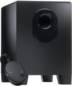Logitech Hoparlör Z313 2+1 Speaker 25W Siyah