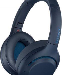 Sony Kulaklık WH-XB900N Kulak Üstü Bluetooth Kulaklık Mavi