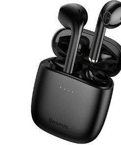 Baseus Bluetooth Kulaklık Encok W04 True Wireless Kulaklık Siyah