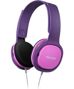 Philips Kulaklık Kids SHK2000PK Kulak Üstü Kulaklık Pembe