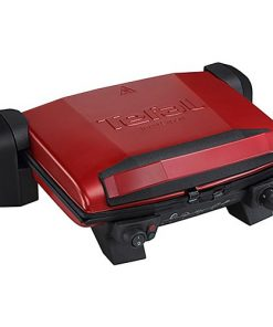 Tefal Tost Makinesi GC191541 Toast Expert 1800 Watt Izgara ve Tost Makinesi Kırmızı