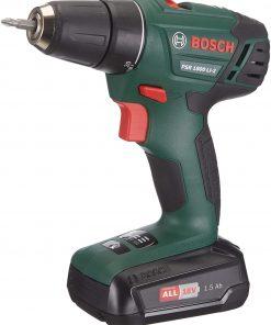 Bosch Delme Vidalama Makinesi PSR 1800 LI-2 Home and Garden  Akülü Vidalama Makinesi Yeşil