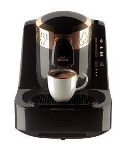 Arzum Türk Kahve Makinesi Okka Kahve Makinesi Siyah