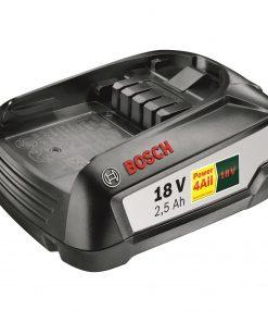 Bosch Yedek Akü PBA W-B 18 V 2.5 Ah Akü