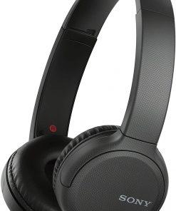 Sony Bluetooth Kulaklık WH-CH510 Bluetooth Kulak Üstü Kulaklık Siyah