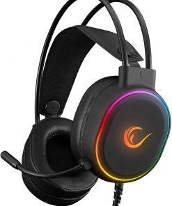 Rampage Gaming Kulaklık ROGUE 7.1 RGB Mikrofonlu Kulaklık